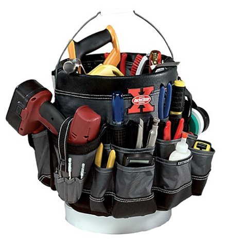 Bucket Boss Extreme Gear Bucket Organizer