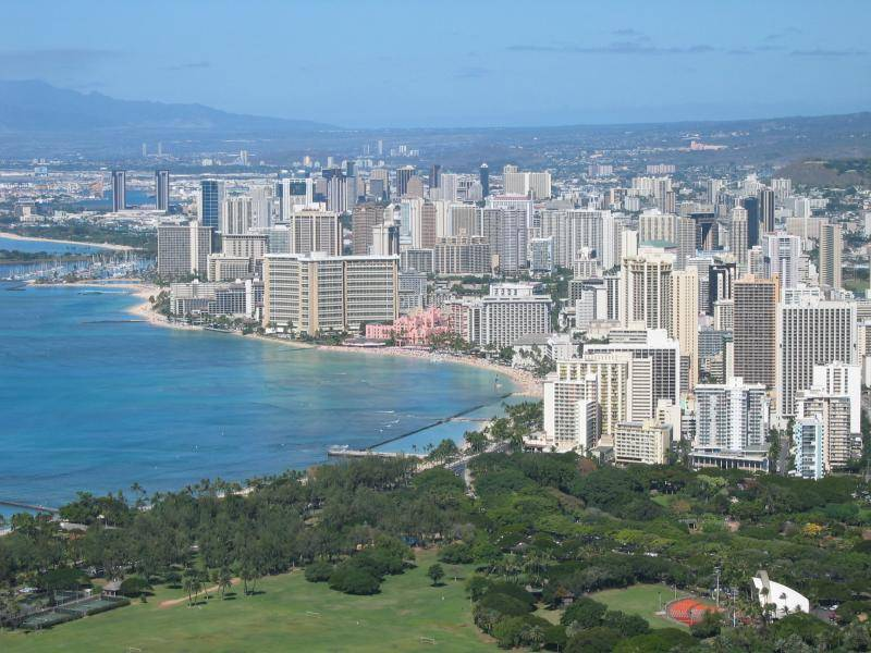 Honolulu, Hawaii; USA